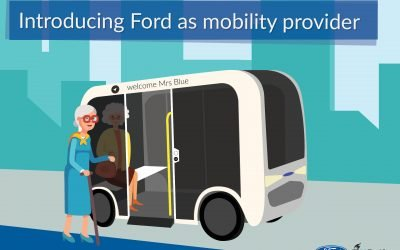 Mobility strategy Ford